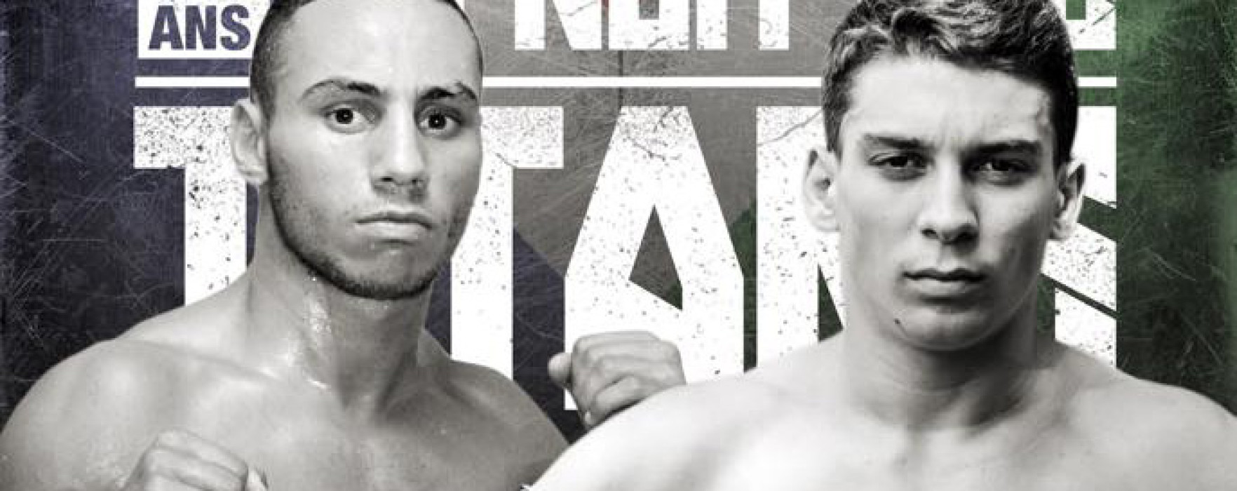 Mathias Gallo Cassarino vs Karim Bennoui – La Nuit des Titans – Tours, France – 7th Febraury 2015