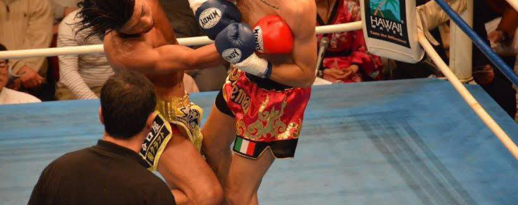 Em Muay Farang talks about his fight experience in Japan against Hideki Soga