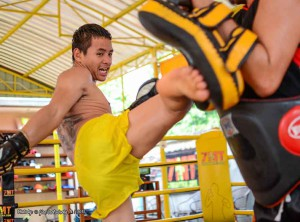 Training Muay Thai boxing in Thailand – 7MT Gym and Fitness
