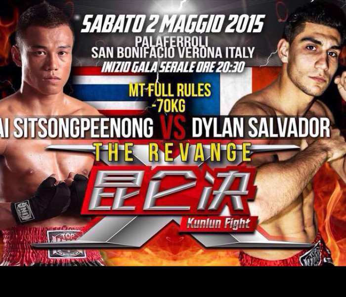 Results + video: KunLun Fight 23 – Dylan Salvador beats Sitthichai