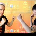 Flash News: Continua l'avventira di Marloes Merza  in China