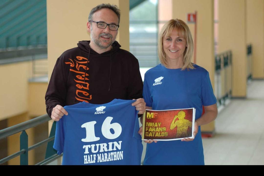 Curiosità: Muay Farang presente alla Turin Half Marathon