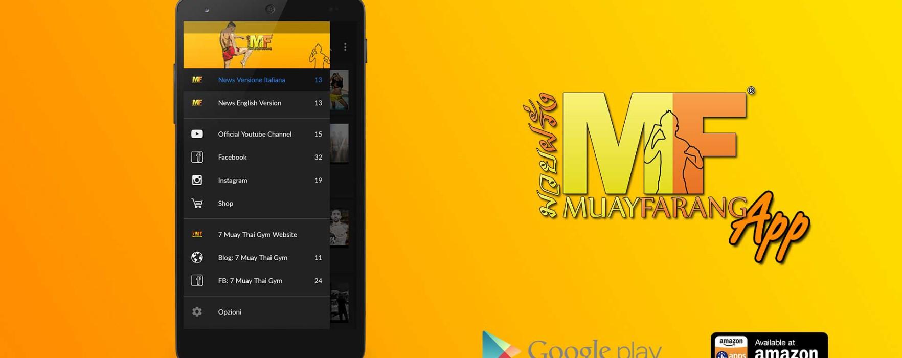 Muay Farang App (Gratis)
