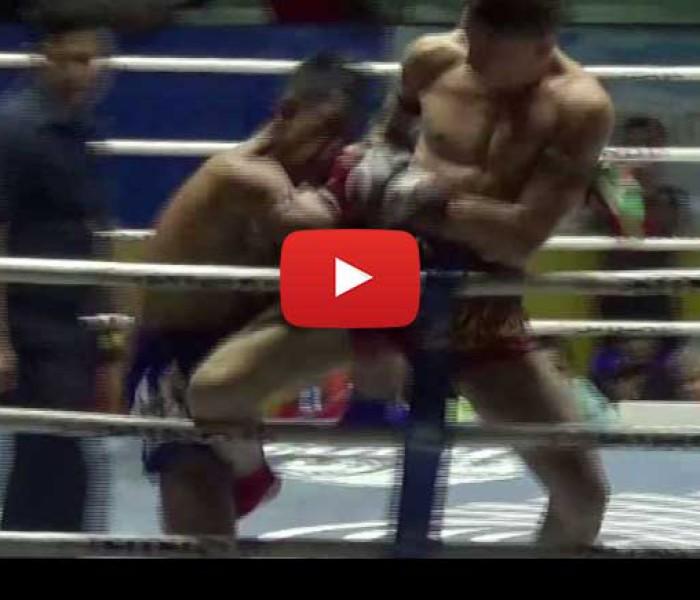 Video: Mathias Muay Farang vs Mongkon Kor.Kampanaj – Lumpinee Stadium – 06/06/2015