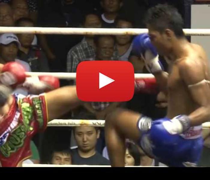 Video: Petchboonchu vs Chamuaktong, Jompichit vs Kongdanai, Wanchai vs Satanmuanglek ecc – Rajadamnern Stadium – 11/06/2015