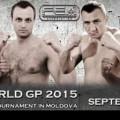 Card: Claudio Istrate e Emidio Barone al KOK WGP 2015 Heavyweight Tournament – 26/09/2015