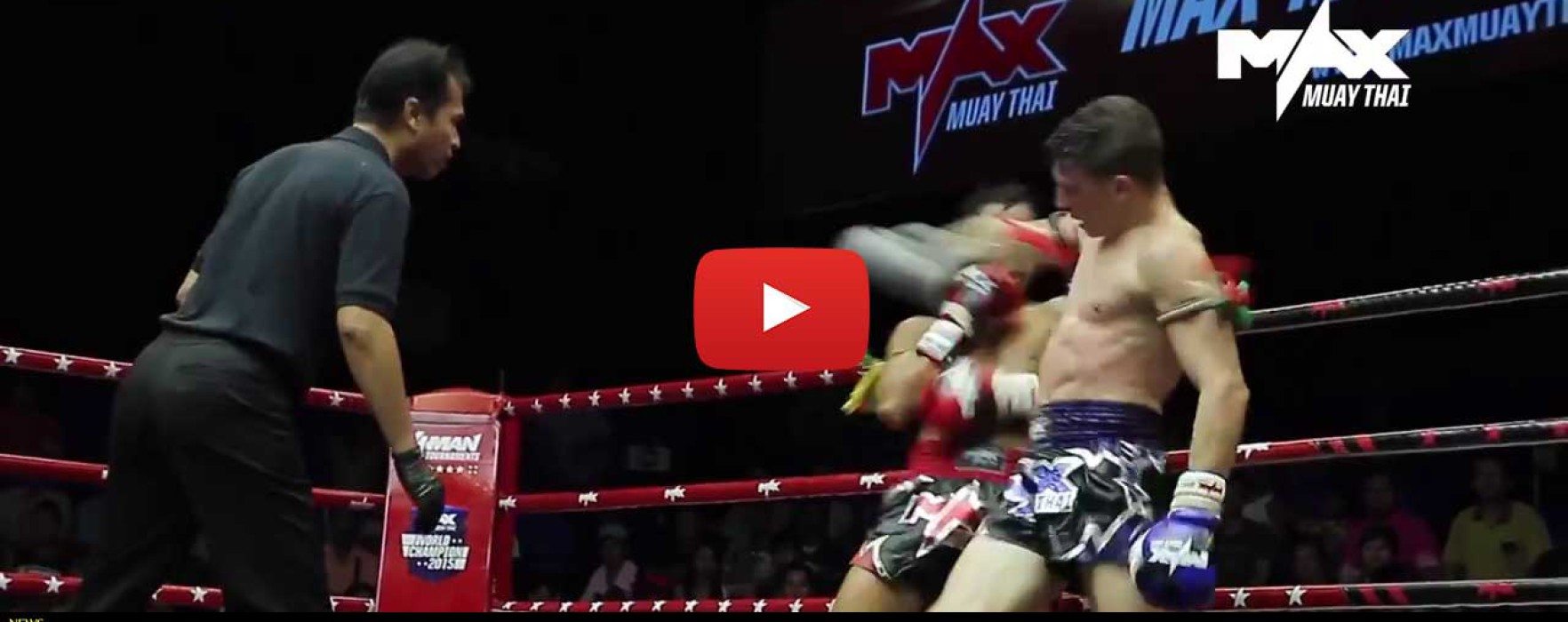 Video: Max Muay Thai best KOs