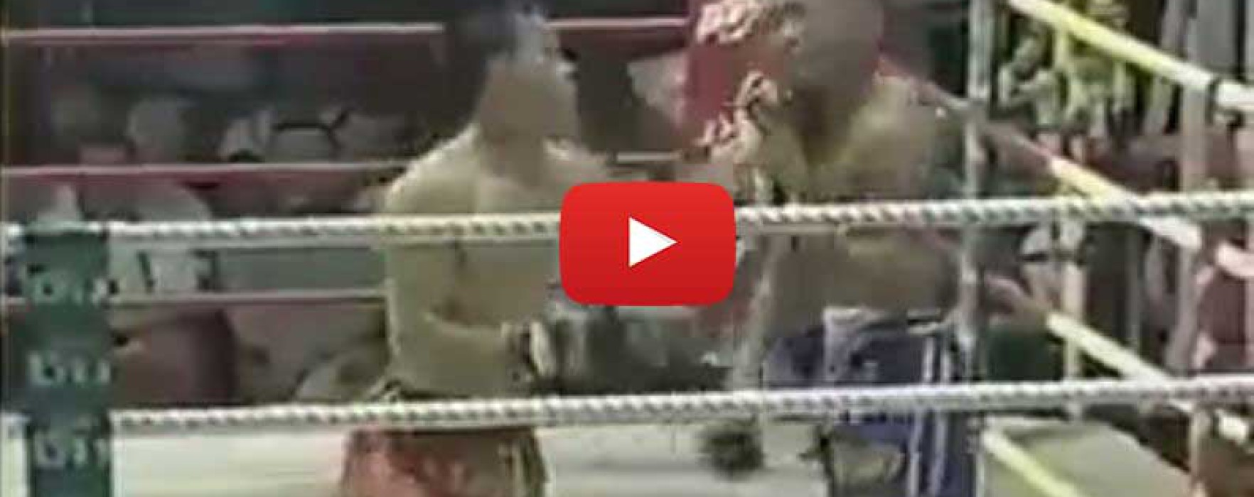 Video Retro: Saenchai's only KO loss vs Tongchai Tor Silachai – Lumpinee Stadium