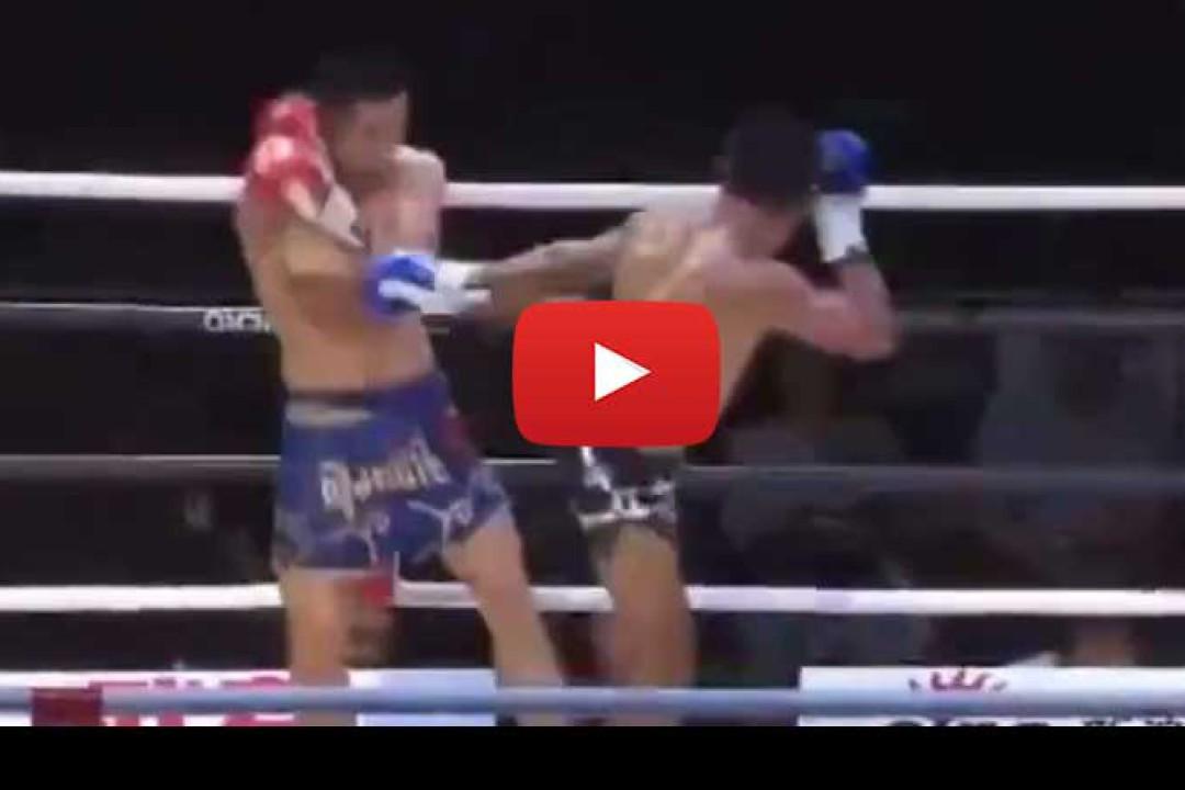 Video: Kem Sitsongpeenong vince per KO vs Li Zi Kai (China) – China – 26/06/2015
