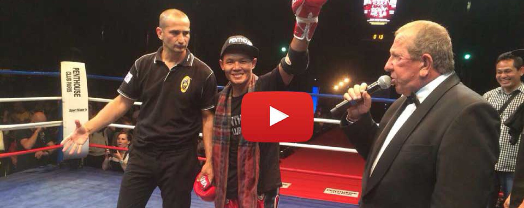 Video/Results: Saenchai stops Yetkin Ozkul – Best of Siam 6 – France