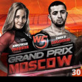 Card: Gogokhia, Cosmo, Pashporin etc at W5 Grand Prix Moscow – 30th August 2015