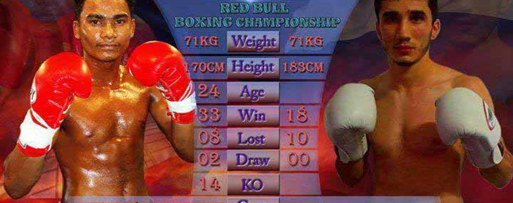 Flash News: Kazbek Zubayraev vs Meun Sophear – Cambodia – 1st August 2015
