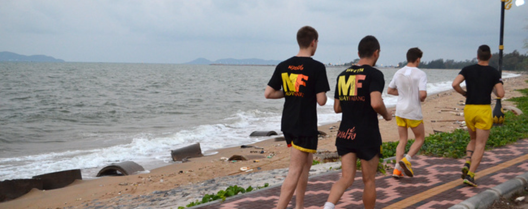 Coming of age as a foreigner in the culture of Muay Thai
