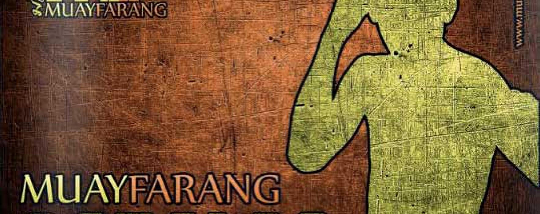 Muay Farang / Muay Thai Catalog 2016