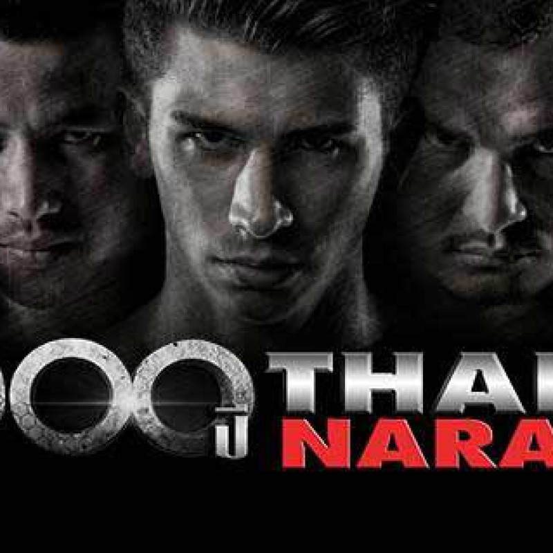 Card: Thai Fight Narathiwat featuring Saenchai, Saiyok, Sudsakorn, Jimmy Vienot, Karlito etc – 22nd August 2015