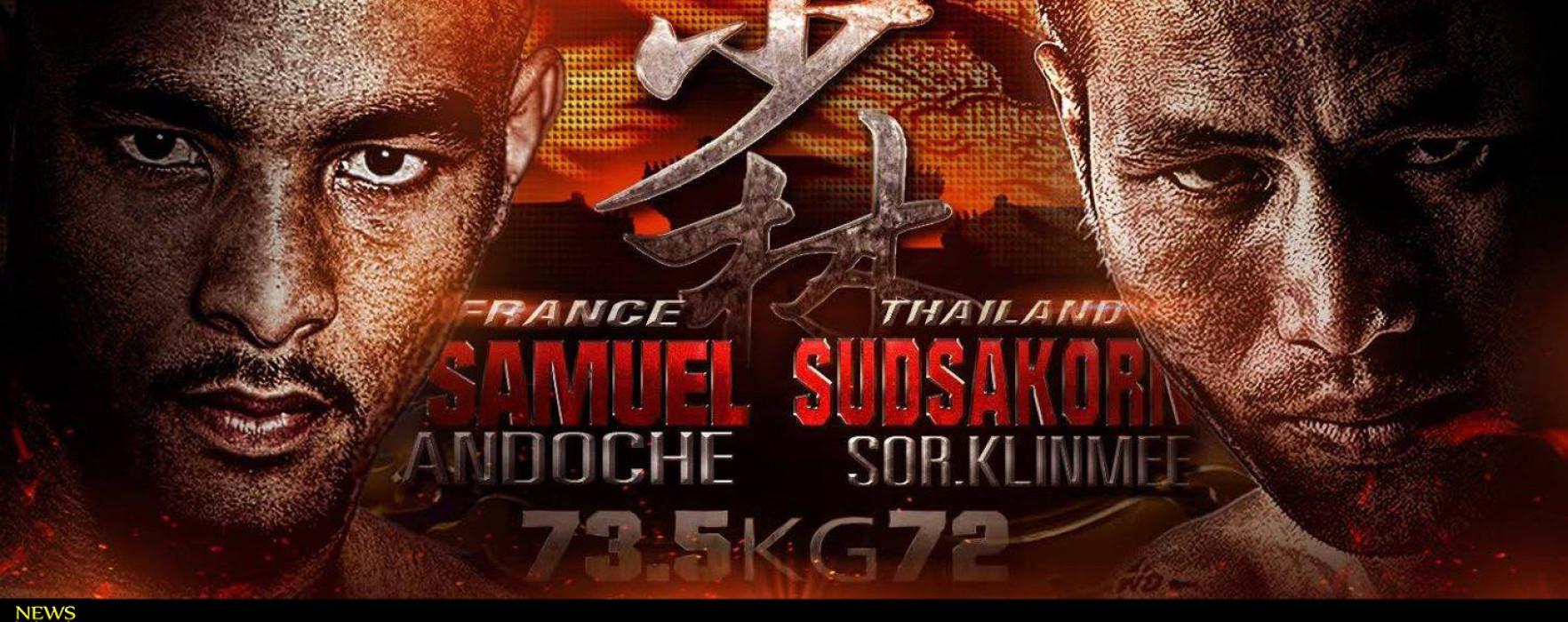 Video: Thai Fight Shaolin – 18 July 2015