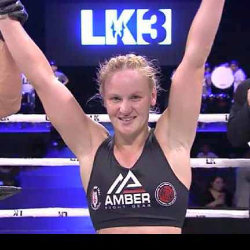 Videos/Results: Legacy Kickboxing 3 featuring Valentina Shevchenko