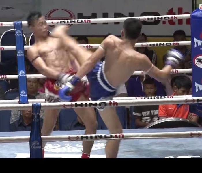 Video: Yodvicha vs Sensatarn & Kongsak vs Chujaroe – New Lumpinee 30/06/2015