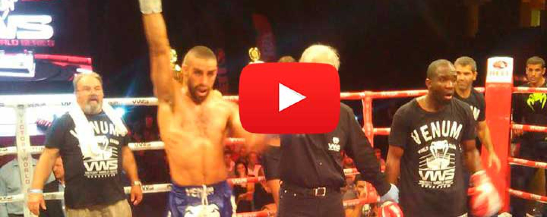 Videos/Results: Mustapha Haida wins the 72.5kg VVWS Tournament!