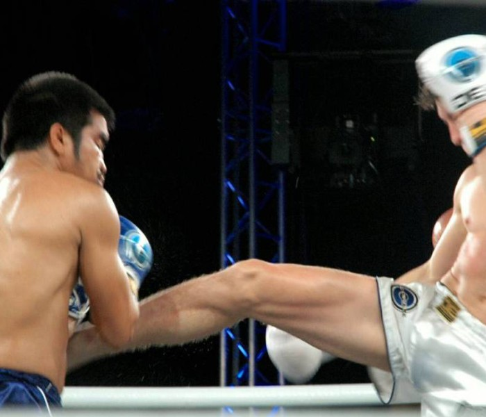Il punteggio nella Muay Thai