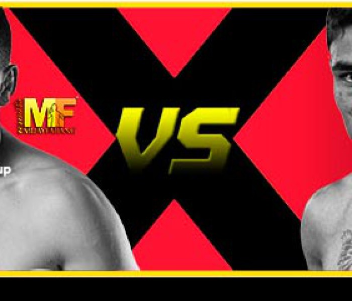 Card: Mathias Gallo Cassarino vs Jeferson Oliveira – Xtreme Muay Thai – Venetian Macao – 3rd October 2015