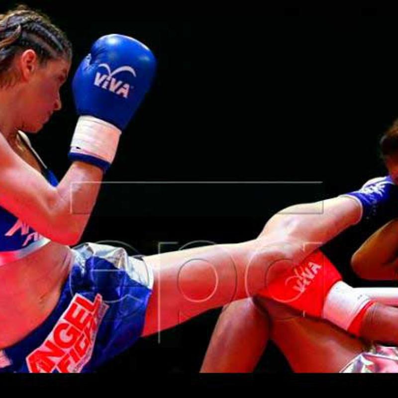 Miriam Sabot al rientro vs Nang Hing Liangprasert