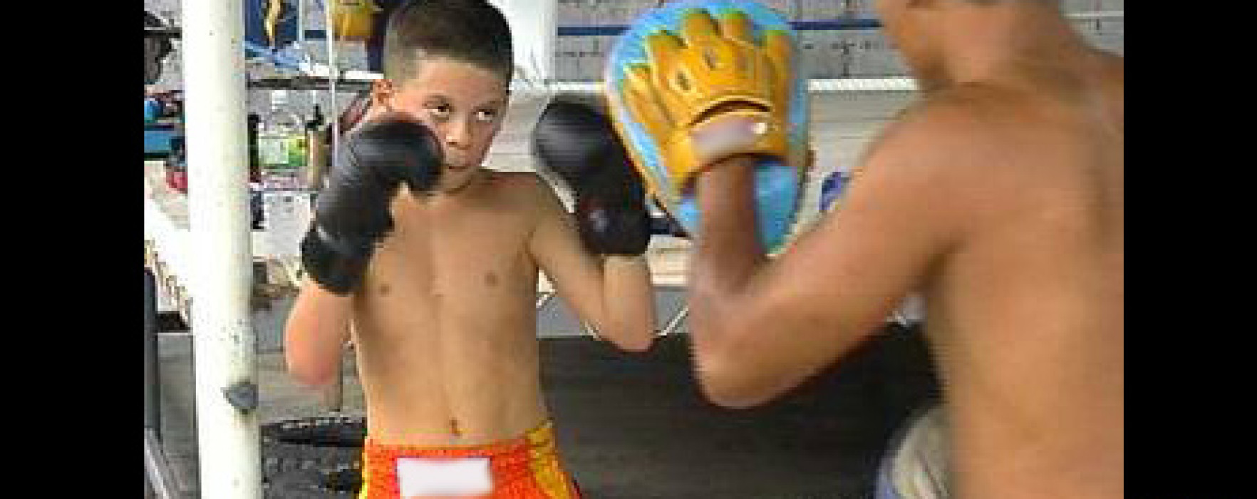 Video: Muay Thai for Kids