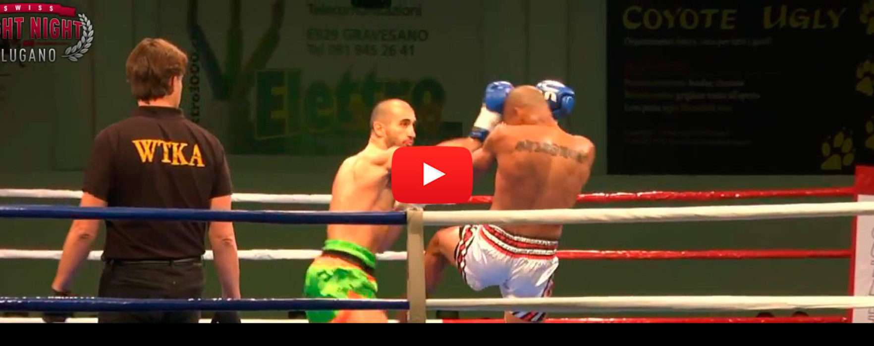 Video: Armen Petrosyan vs Edy Ruiz & Silvia la Notte vs Fanny Ramos – Swiss Fight Night