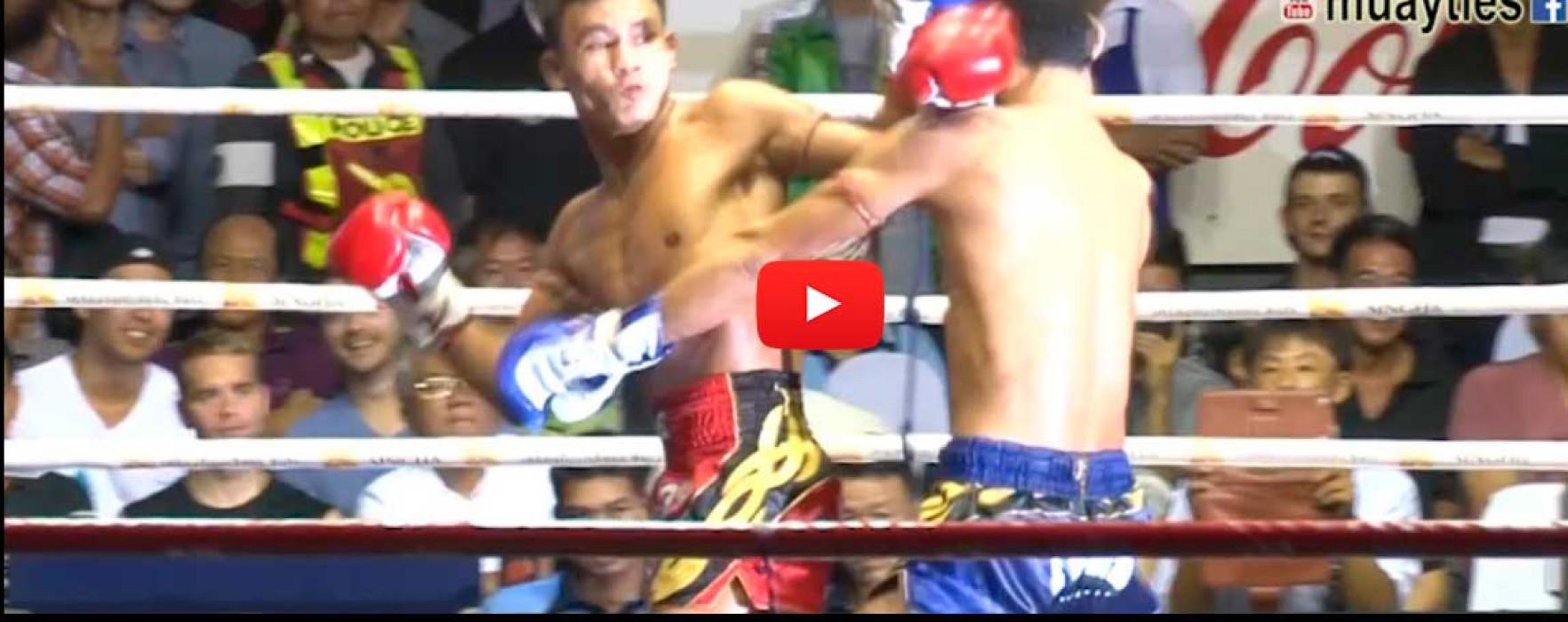 Videos: Seksan vs Genji Umeno – Pet-U-Tong vs Thanonchai – Rajadamnern – 10/09/2015