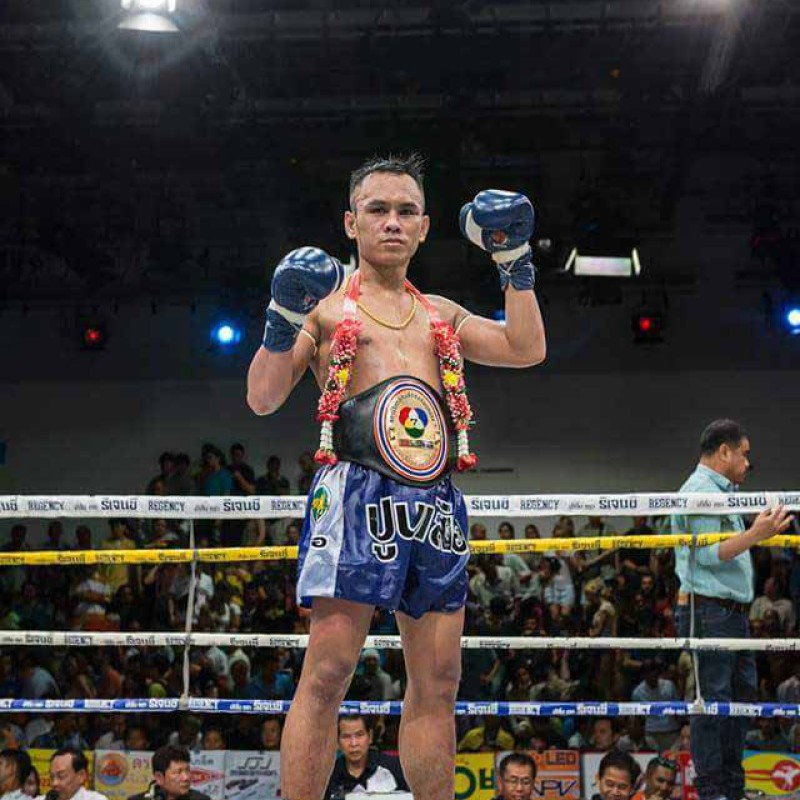 Video: Wanchalong PK Saencahi vs Jomhod Eminentair – Channel 7 (115lbs) title – 29/11/15