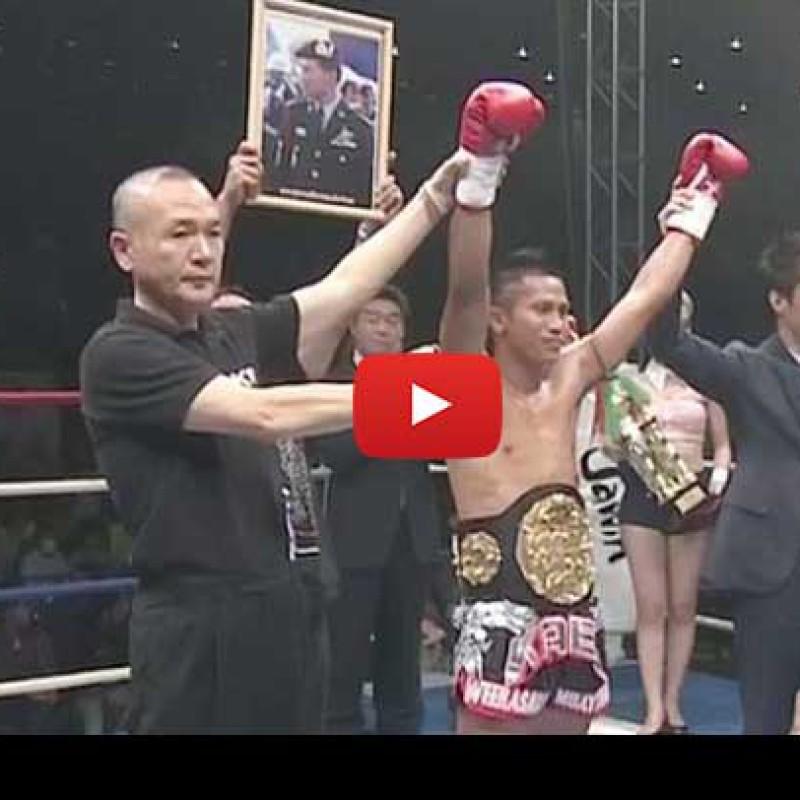 Video/Results: Kaew Fairtex, Takeru & Hirotaka Urabe K-1 World GP 2015 champions