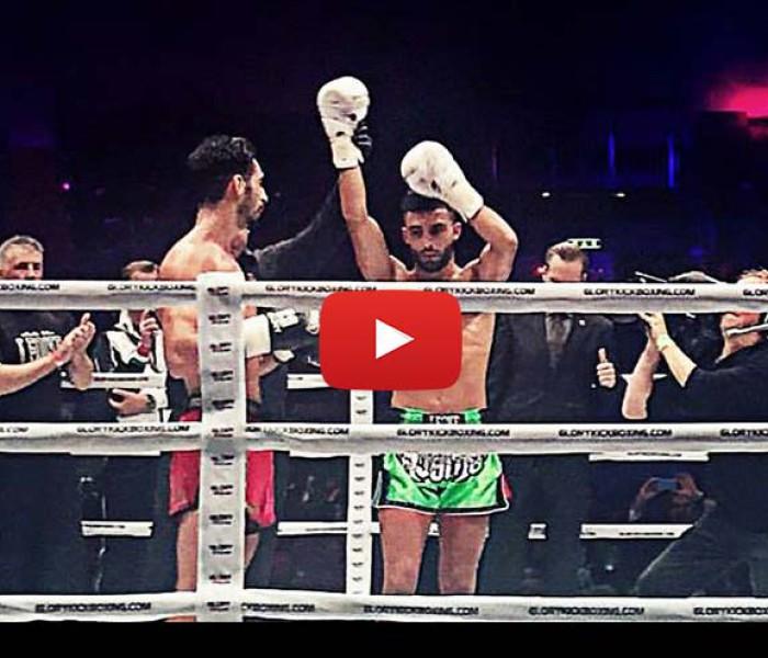 Results/Videos: Glory 25 Milan – 6th November 2015