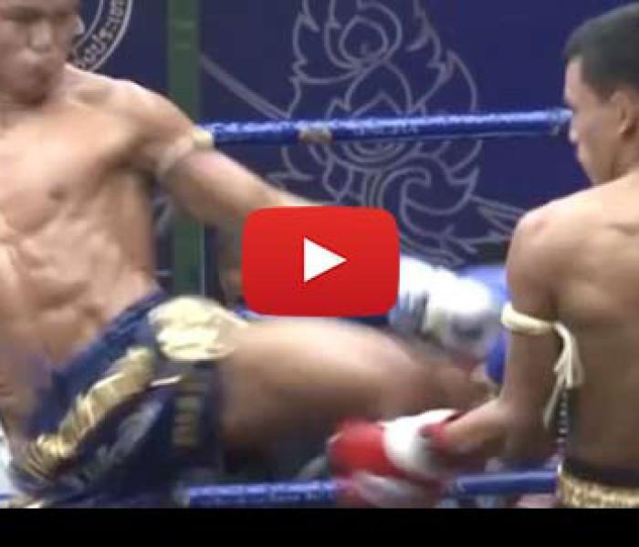 Videos: Seksan vs Sangmanee – Thanonchai vs Panpayak & more – Rajadamnern Muay Thai St. – 23/12/15