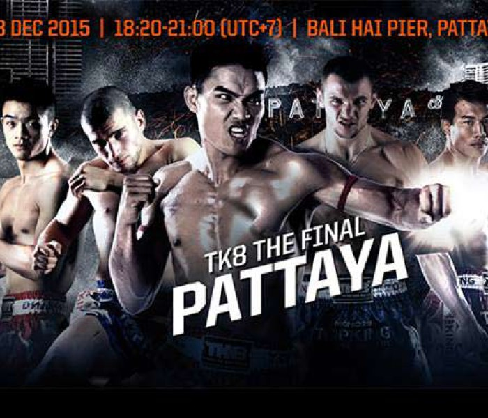 Card: Kem, Aikpracha, Dejrit, Panom ecc – Topking World Series 8 (TK8) – 28/12/15