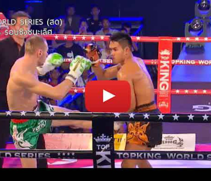 Risultati/Video: Kem sdraiato da Dmitry Varets – TopKing World Series (TK8) – Pattaya – 28/12/15