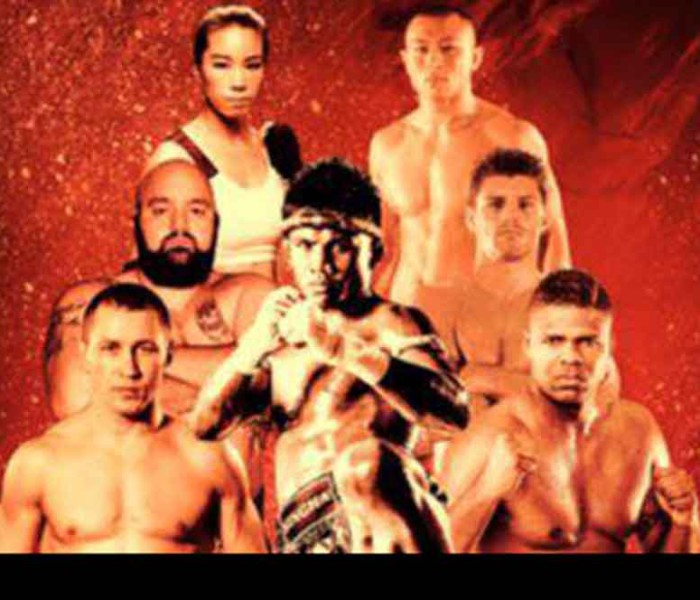Card: Buakaw, Kraus, Armin, Dzianis Zuev etc at Kunlun Fight 36 – Shanghai – 9th January 2016