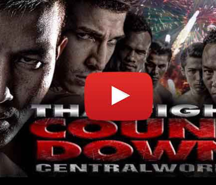 Videos: Youssef vs Sudsakorn etc – Thai Fight Countdown – Bangkok – 31/12/2015