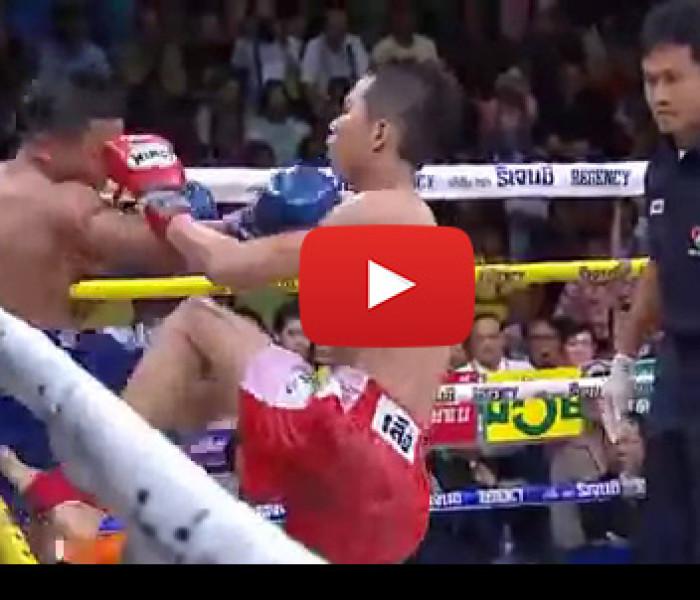 Video: Channel 7 St. Thailand fight of the year – Koko PaeMinburi vs Kaosanit Dragon MT – 1/11/15