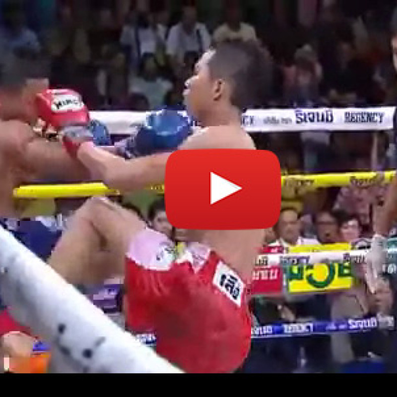 Video: Channel 7 St. Thailand fight of the year – Koko PaeMinburi vs Kaosanit Dragon MT – 1/11/15