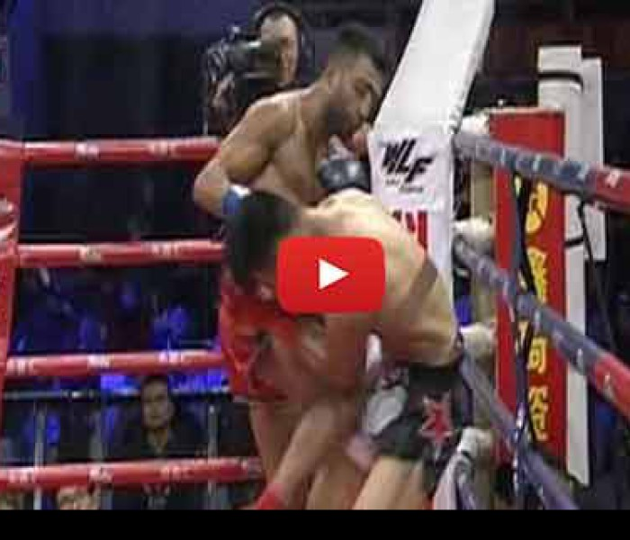 Video: Giorgio Petrosyan vs Jiao Fukai – WLF (Wu Lin Feng) Shanghai – 23rd January 2016