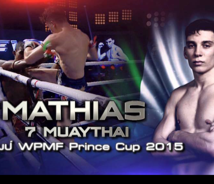Card: Mathias and Carlos 7 Muay Thai at Sunday's Super Muay Thai event – 28/02/2016