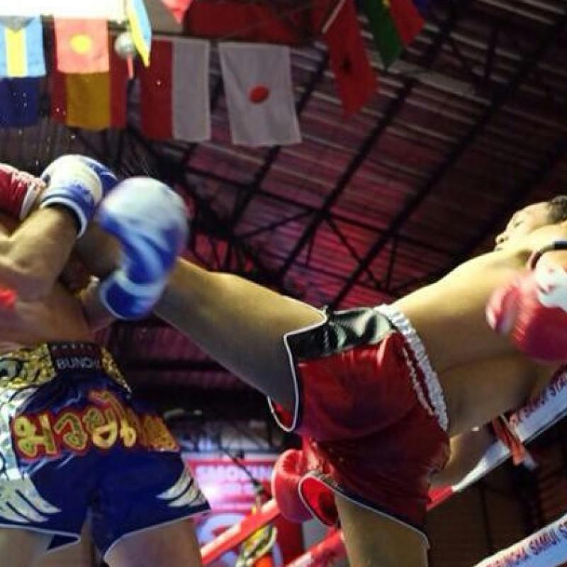 Video: Saenchai PKSaenchai vs Victor Conesa – Enfusion Live 36 – Thailand