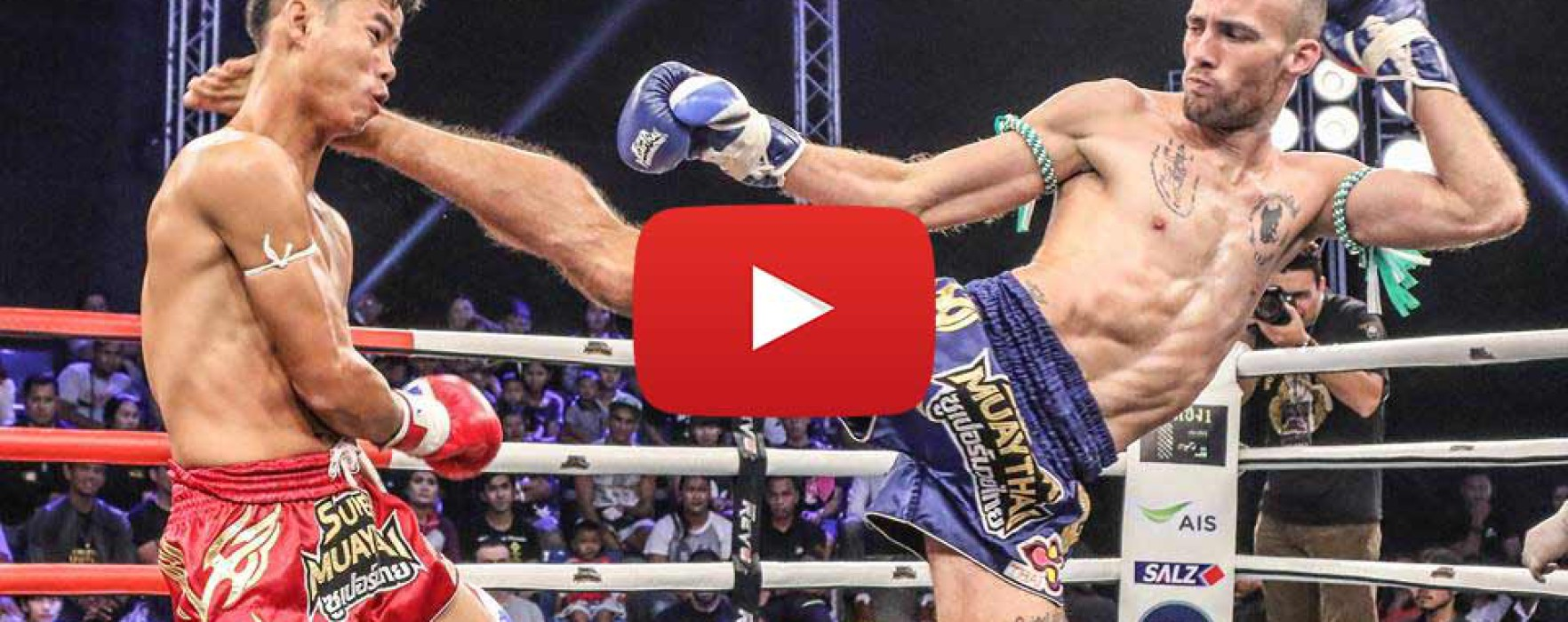 Video: Mathias e Carlos 7 Muay Thai – Super Muay Thai – 28/02/2016