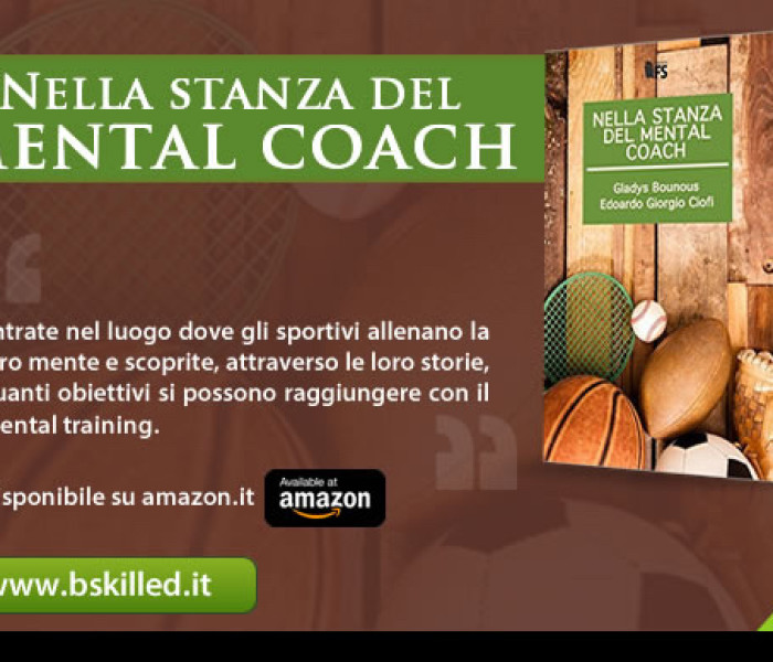 "Curiosity: Doc. Gladys Bounous presents the book ""Nella stanza del mental Coach"""