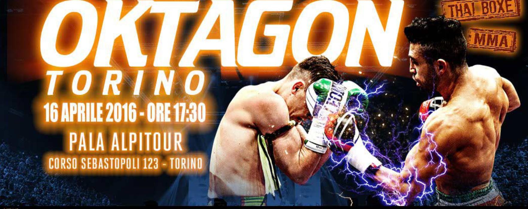 Press release: Oktagon 2016 – Turin