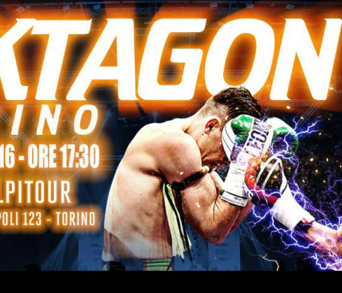 Press release: Oktagon 2016 – Turin