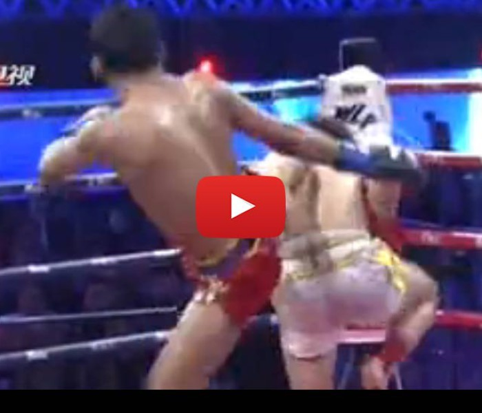 Video: Sudsakorn, Pakorn, Yodwicha, Thanonchai, Wielzen, Imane ecc al WLF – China – 5/03/2016