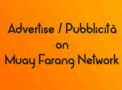 Muay Farang Sponsor Advertise on Muay Farang Network