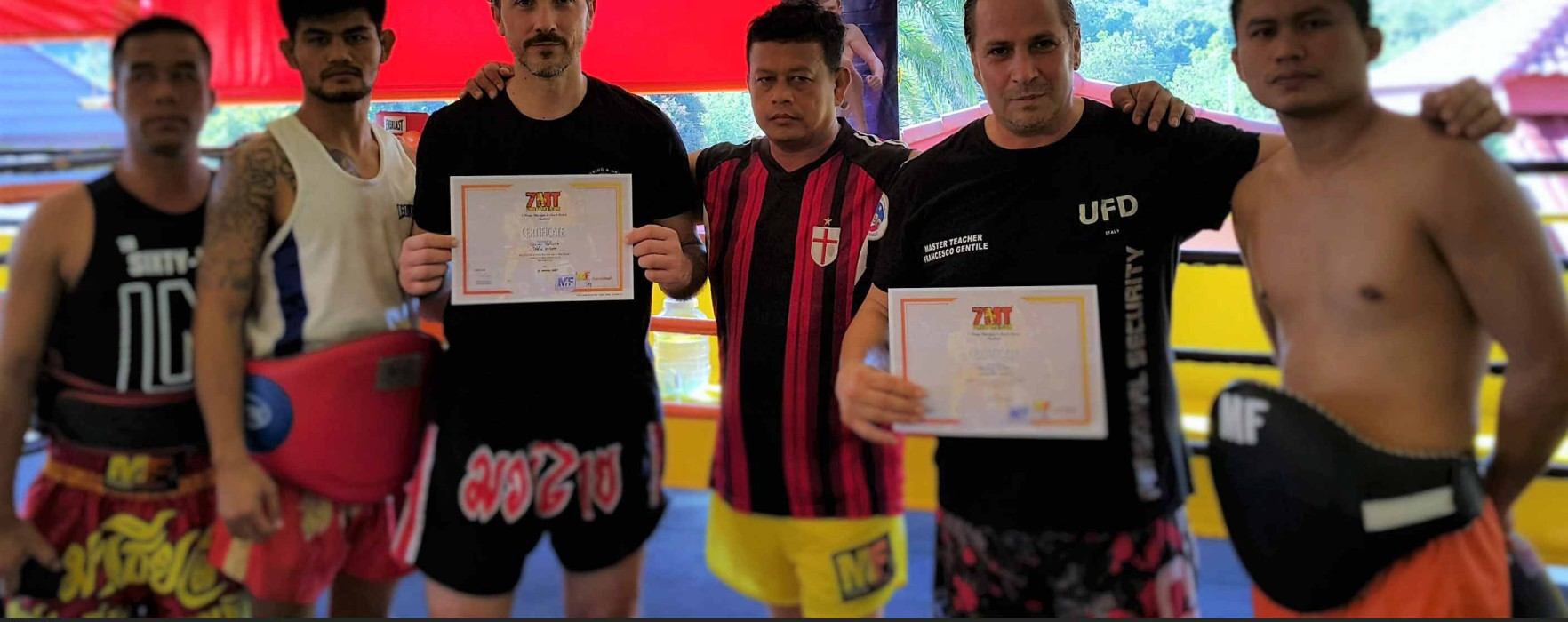 Curiosity: Interesting opporrtunity for Muay Thai trainers / masters who want to improve themselves in Thailand