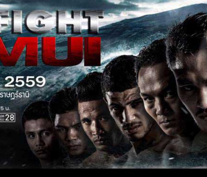 (English) Card/Streaming: Thai Fight Samui featuring Saenchai, Saiyok, PTT, Chanajon etc – 30th April 2016